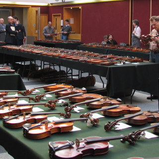 ヴァイオリンの価格