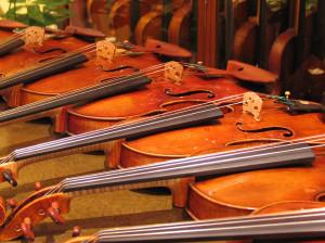 ヴァイオリン在庫